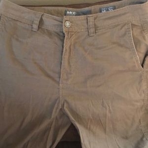 BKE shorts 38w 23L